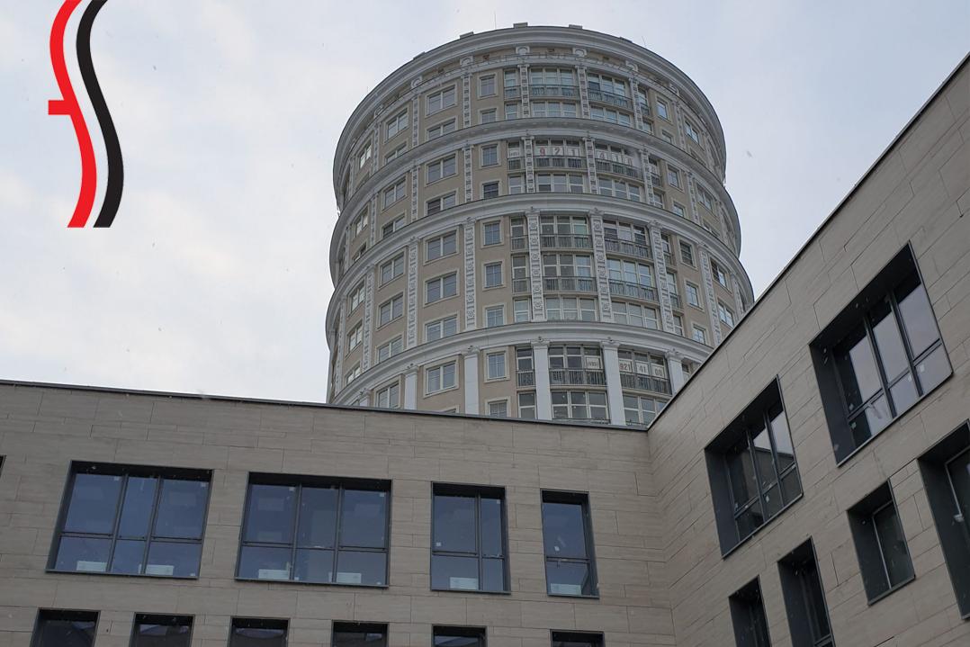 Административное здание ул. Люсиновская